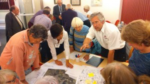 Trees and Green Infrastructure meeting, Ongar
