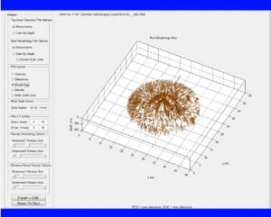 Morphology 3D map