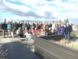 Institute of Chartered Foresters Study Tour