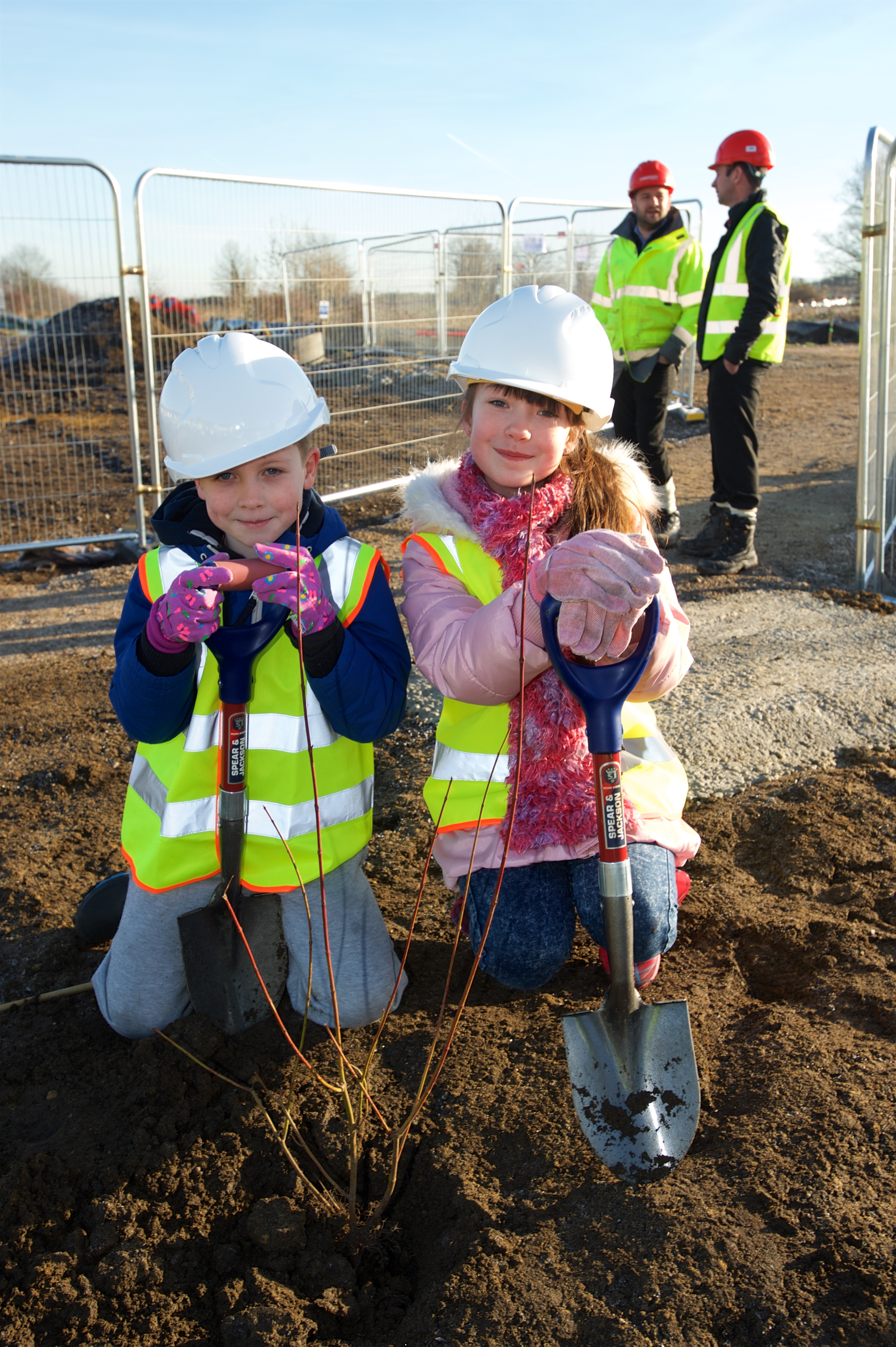 Erith Quarry kids pic
