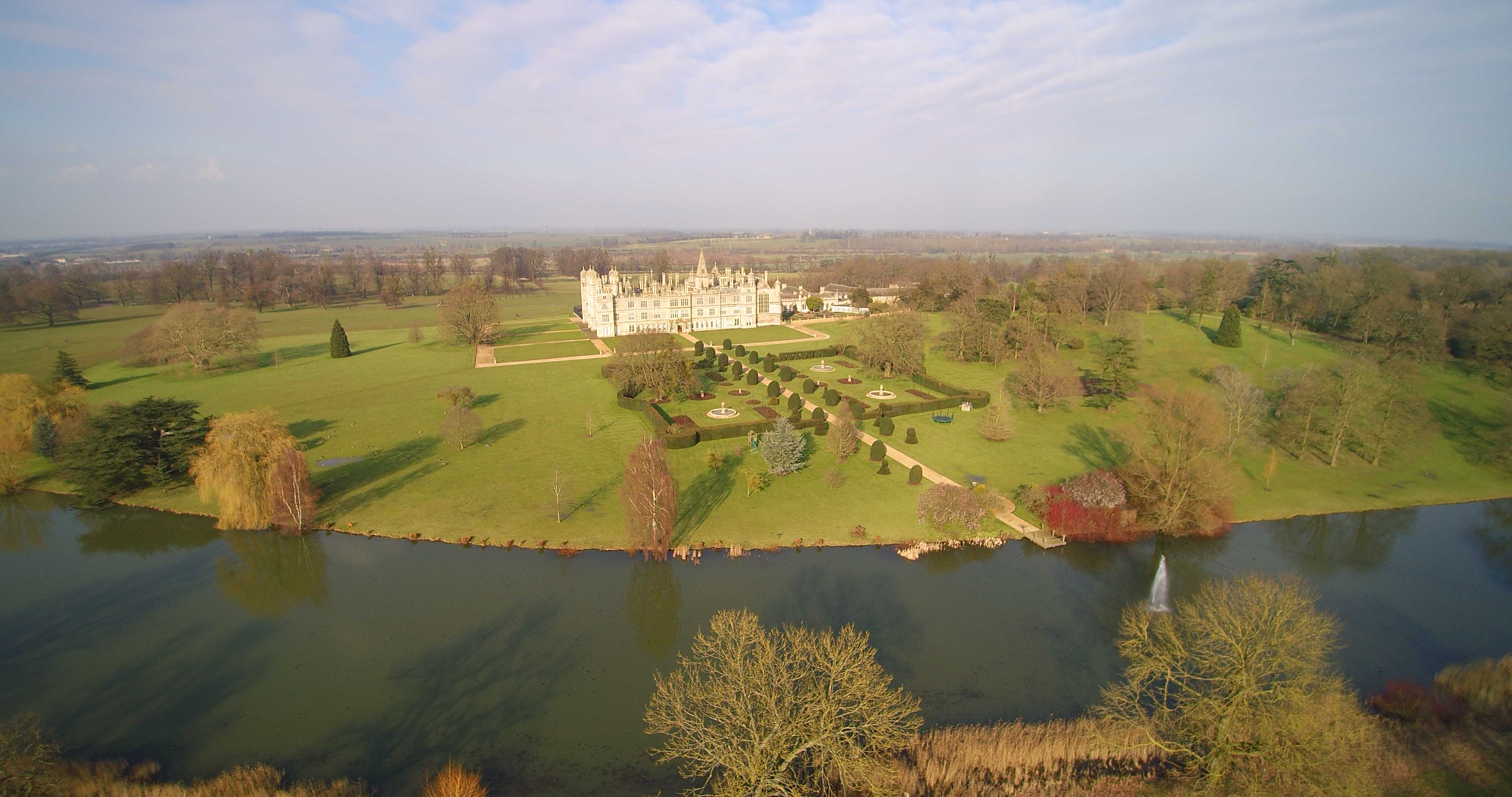 pic Burghley House