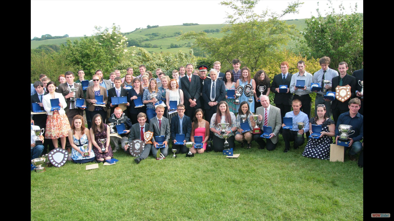 Plumpton College student awards 2015