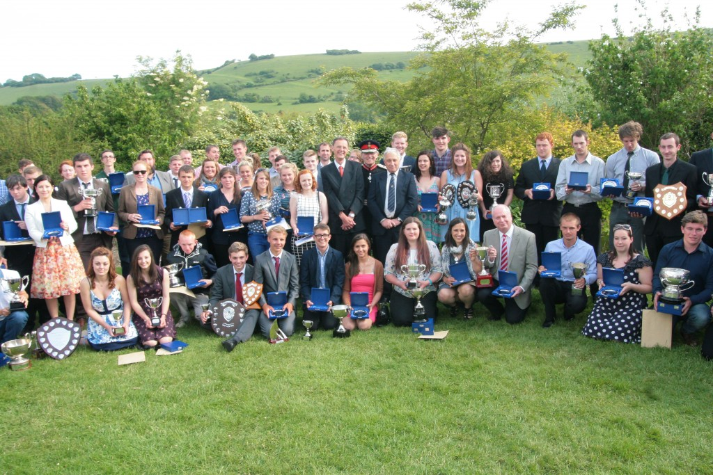 Plumpton College student awards 2015