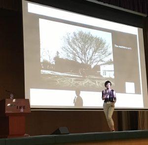 Sharon Hosegood Presenting